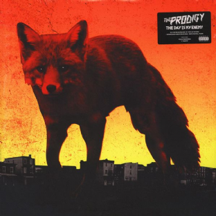 Prodigy (The) - The Day Is My Enemy (LP) (180g Vinyl) (M/M) (Sealed)
